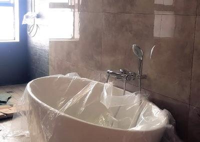 Guest Bathroom Progress