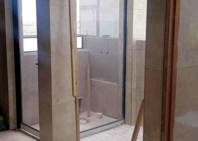 Gym Shower
