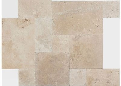 Traverntine Classic-french-pattern-tumbled