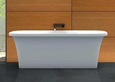 libra life Style freestanding bath flow