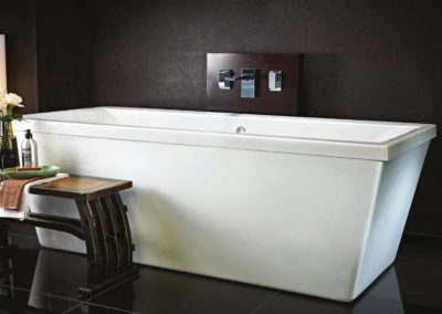 libra life Style freestanding bath rectangular
